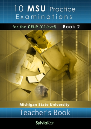 10 MSU Practice Examinations for the C2 Level (Book 2)