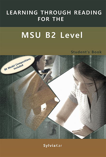 Learning Through Reading for the MSU B2 Level (Book 1)