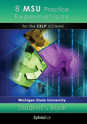 8 MSU Practice Examinations for the C2 Level - Book 1 -