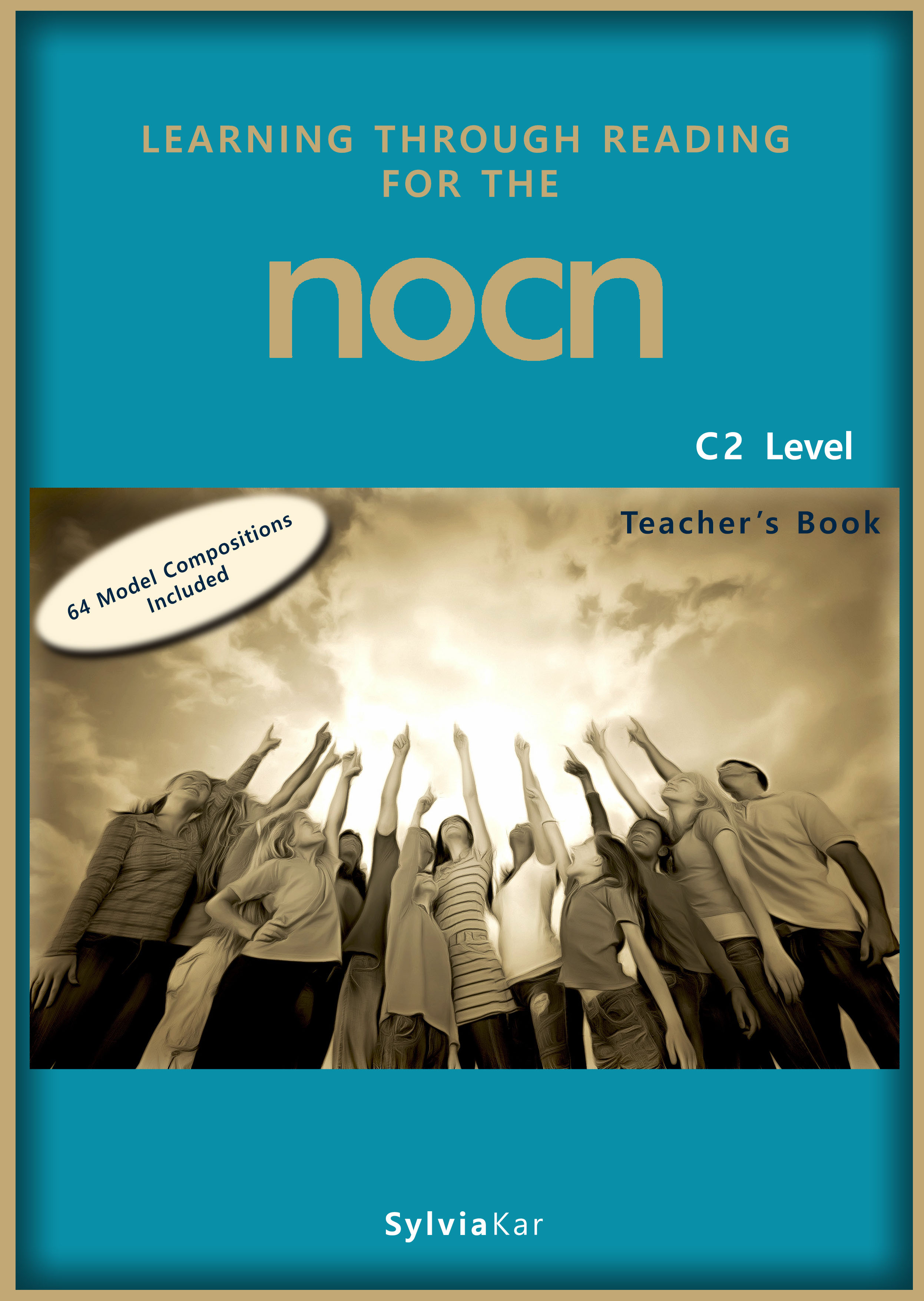 8 Practice Examinations for the NOCN (B2 Level)
