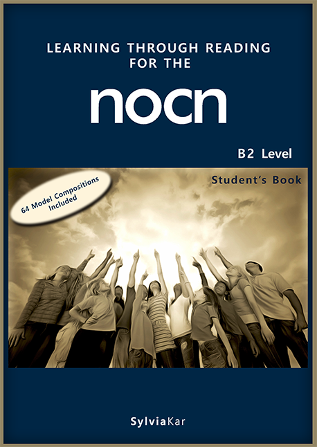 Learning through Reading for the NOCN B2 Level